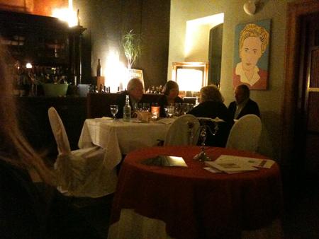 Guests at Theresas