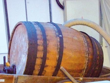 Manure-Barrel