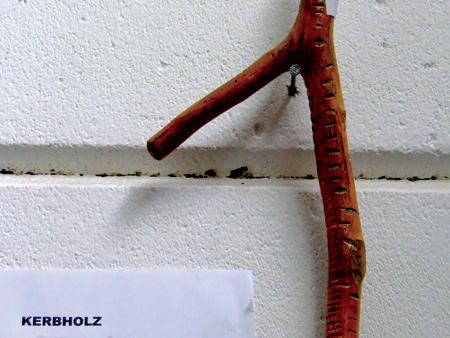 tally stick