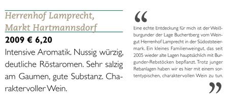 Pinot Blanc Herrenhof Wein.pur Magazin